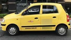 Necesito conductor de taxi atos