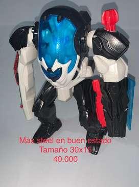 Bendo max steel (traje, armadura)