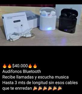 audifonos bluetooth (inalambricos)