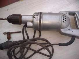 Vendo agujereadora electrica