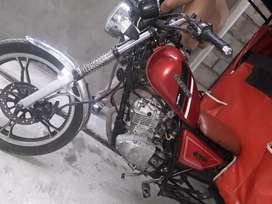 Vendo moto zusuqui