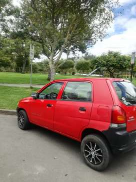 Vendo Chevrolet Alto 2002
