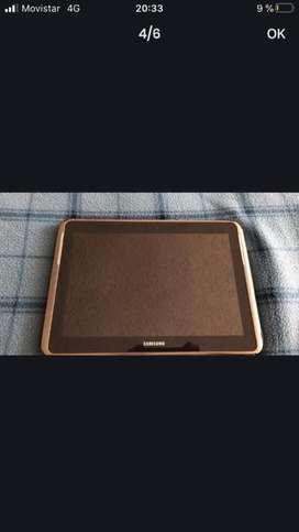 Vendo Tablet Samsung Galaxy Note 10.1