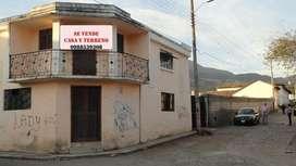 Venta de casa en Otavalo en el sector de San Pablo