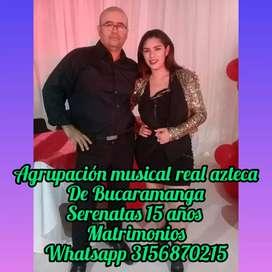 Serenatas piano & mariachis