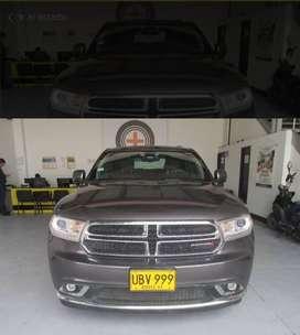 Dodge durando 2014