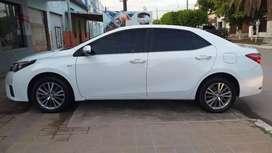 Impecable Único Dueño... Toyota Corolla Seg-CVT Tope De Gama
