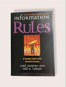 Libro Information rules - Shapiro & Varian