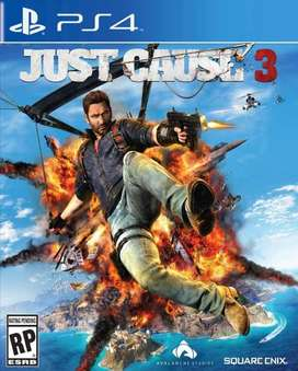 Just Cause 3 Playstation 4 Ps4, Físico