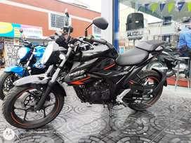 Motocicleta suzuki GIXXER 155 FI ABS