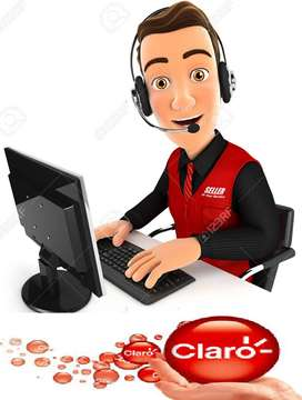 Vendedor de call center