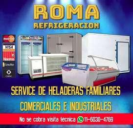 Refrigeraciones Roma Servicio Tecnico Especializado