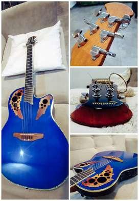 Guitarra electroacústica Ovation cc48