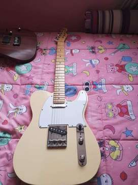 Vendo guitarra electrica fender telecaster american special