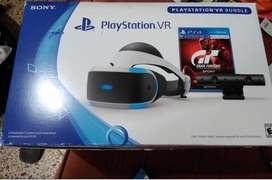 Vendo ps vr con juego realidad virtual