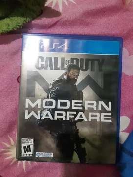 Vendo Call of Duty Nuevo