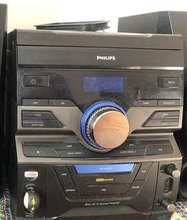 Equipo de musica Philips