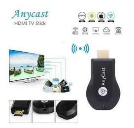 Anycast Duplicador De Pantalla M9 Plus Chromecast MiraCastAnycast Duplicador De Pantalla M9 Plus Chromecast MiraCast