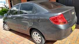 Carro Chevrolet gris galapago en magnifico estado, único dueño.