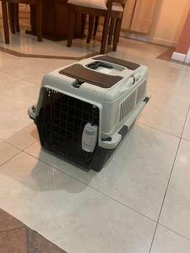 Transportadora de mascota