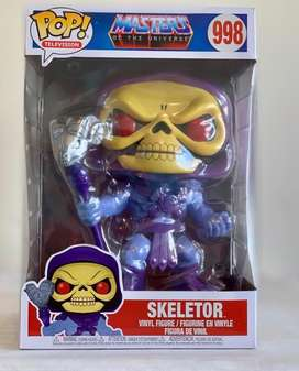 "Funko Pop Skeletor de 10"" Original"