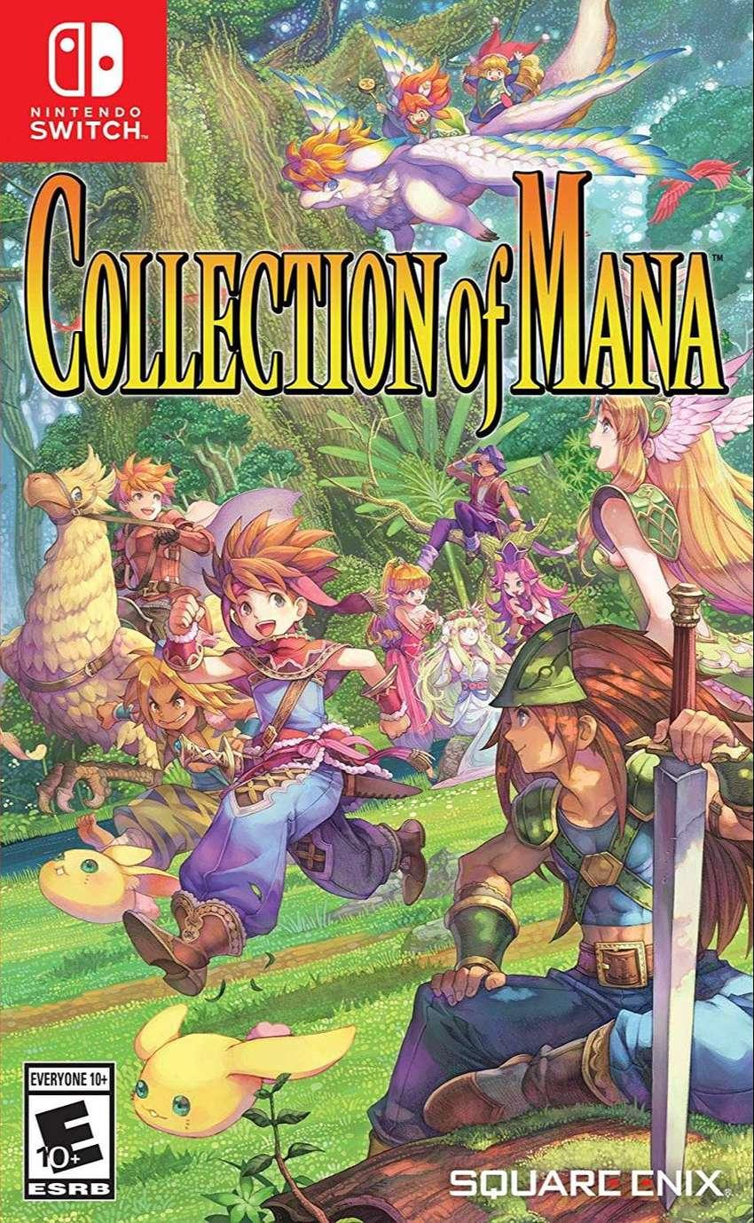 Collection of Mana para Switch Nuevo y Sellado