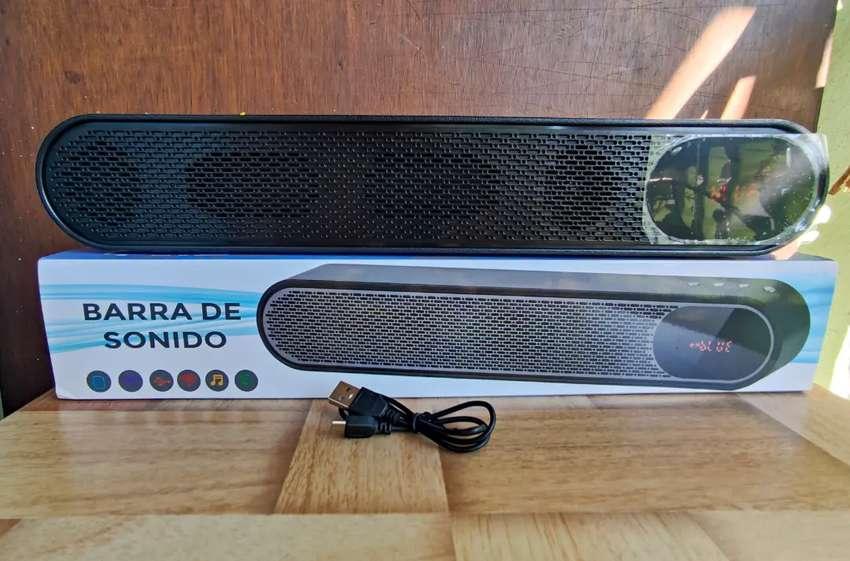 BARRA DE SONIDO - Cuatro tipos de uso
