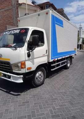 Vendo camión Hyundai del 2011