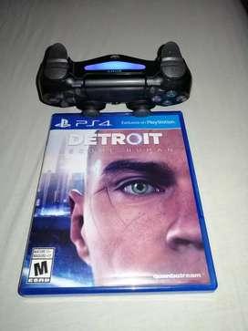 ¡¡Oferta Detroit Become Human Juego Exclusivo ps4!!