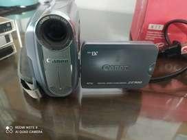 Video carama Canon zr500