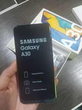 Samsung A30 nuevo versión de 64gb sin uso