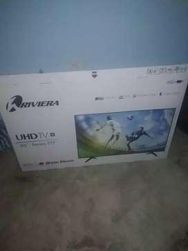 Smart tv 4k Riviera 55 pulgadas