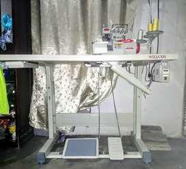 Se vende Mquina  planas Industrial y Fileteadora Industrial