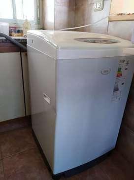 Vendo lavarropas Gafa Digital. Tambor vertical. Excelente estado