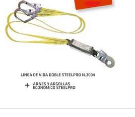 ARNE + LINEA DE VIDA STEELPRO