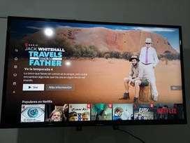 Vendo smart tv de 55 pulgadas ken brown