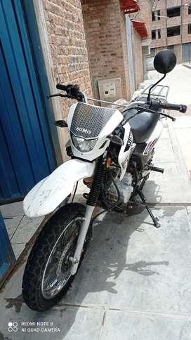 Vendo Moto Sumo BraHo 200