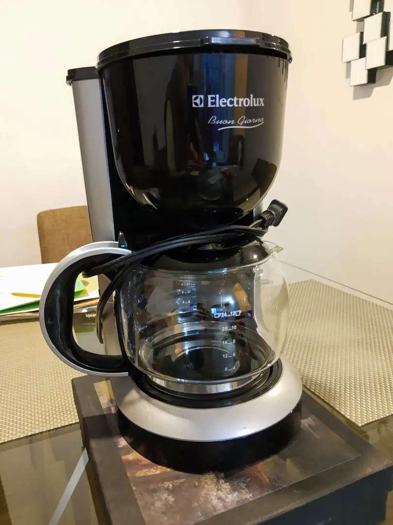 Cafetera electrica Electrolux CM500 12 tazas Perfecta