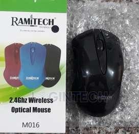 Mouse inalámbrico RAMITECH M016 - Original