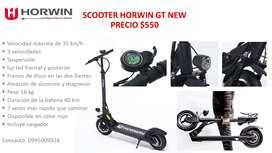 Scooter Horwin GT
