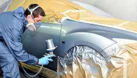Pintor Automotriz