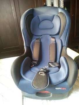 vendo silla para carro HAPPY BABY