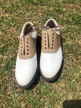 Zapatos de golf para mujer