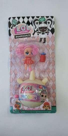 muñeca juguete lol surprise