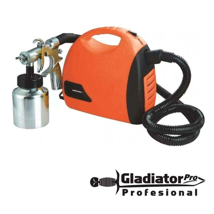 Máquina de Pintar Gladiator Hv600/1. 0