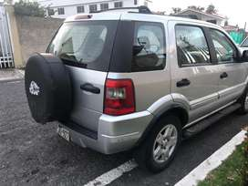 Ford ecosport 2008 ful equipo