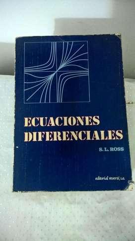 Ecuaciones Diferenciales S.L. Ross