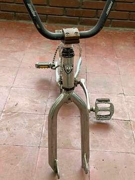 Marco bicicleta y llantas
