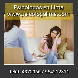 Psicólogos Online Lima Ate Santa Anita San Luis San Borja La Molina San Isidro Psicoterapia Ayuda Salamanca