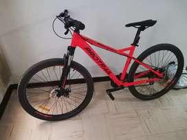 Vendo mi bicicleta protrail 27.5 un mes de uso